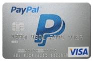 Tarjeta de credito de PayPal